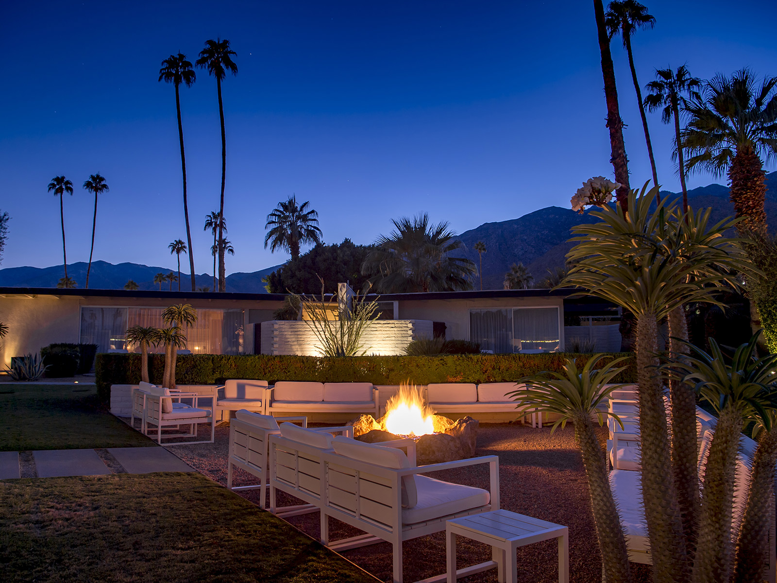 L'Horizon Resort and Spa In Palm Springs