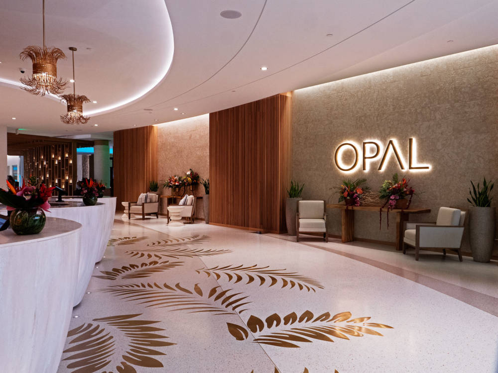 Opal Grand Oceanfront Resort and Spa