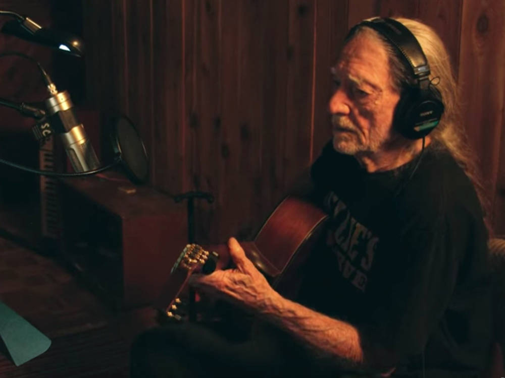 Willie Nelson 'Summer WInd'